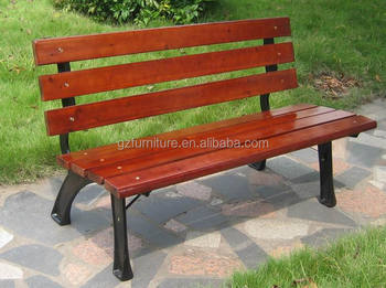Jianglin Natural Park Garden Bench JL-PB103A