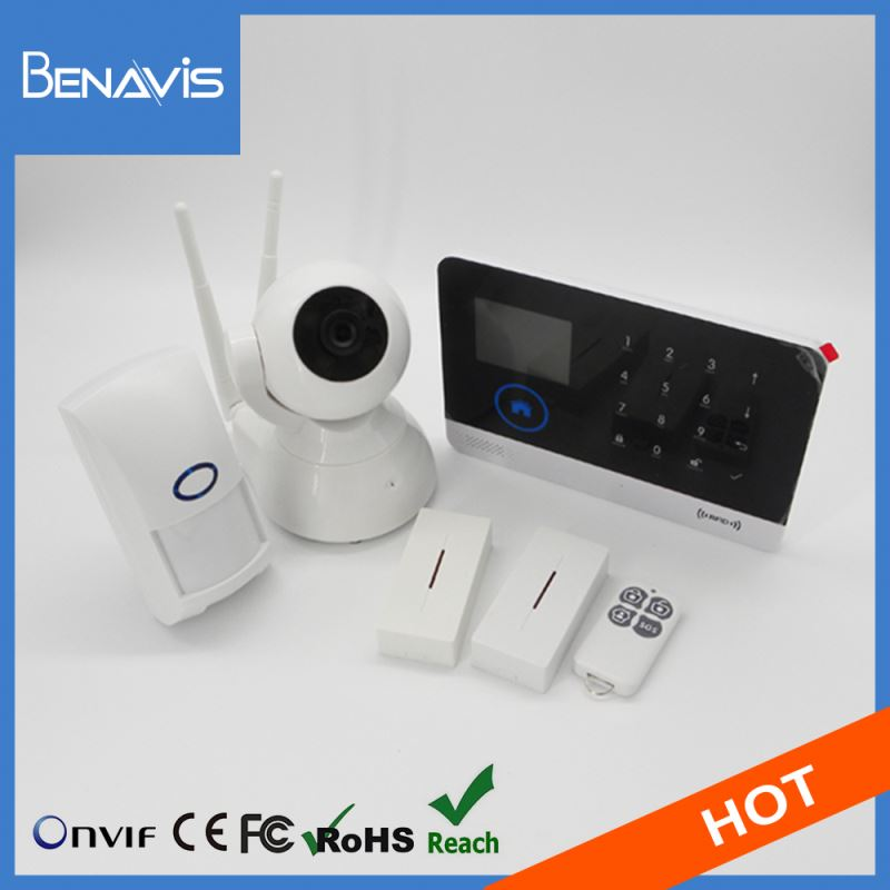 gsm cctv camera home security wifi systems with gsm transmitter