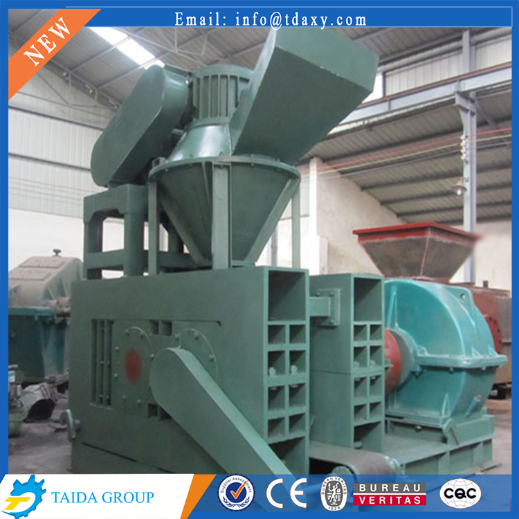 Briquetting Machine For Charcoal