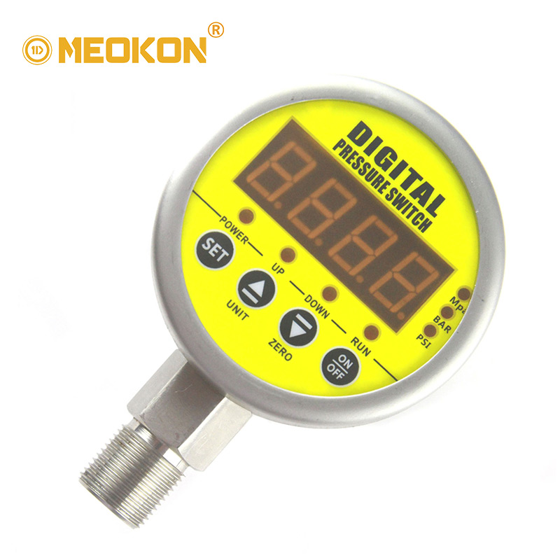 Negative vacuum water oil gas mini pressure switch
