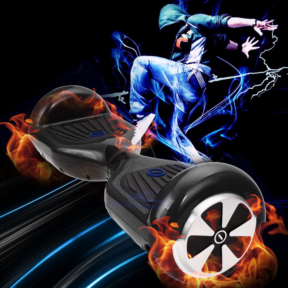 Hands Free 2 Wheels Electric Scooter Self Balancing Board Scooter US Plug 4 Colors AMD005008