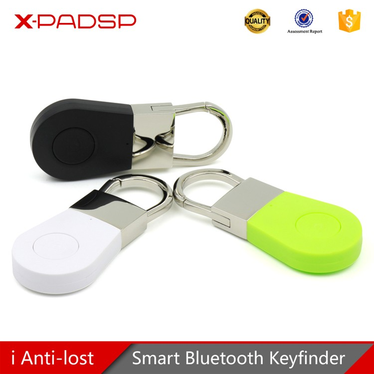 2017 factory Wireless Anti Lost Alarm Bluetooth Key Finder/key tracker Item with Built-in Selfie