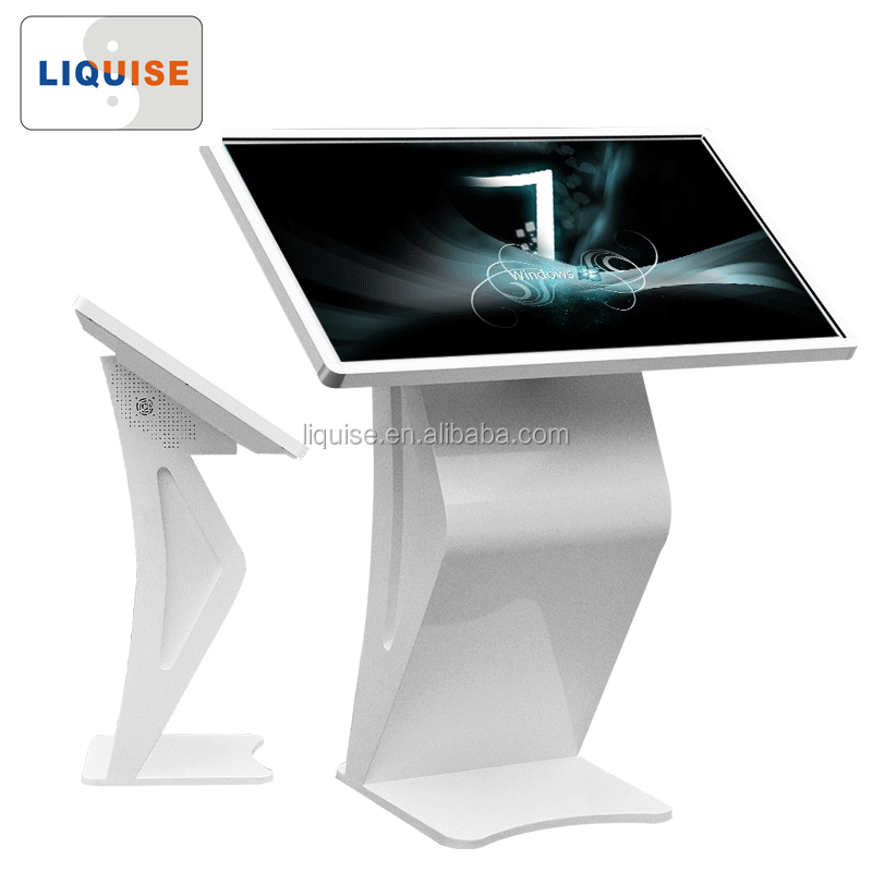 "self service 32"" digital signage touch screen kiosk/touch screen all-in-one PC kiosk"