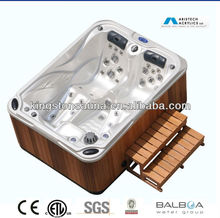 Outdoor Spa Bath, Balboa Spa JCS-27 with Free Cover