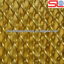 Europe Best Sell screen room divider, chain link stainless 1mm