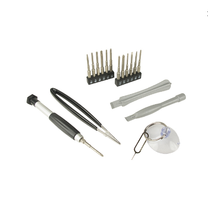 TGG001 T13 in 1 Repair Opening Precision Magnetic tips Screwdriver Tool Set <strong>Kit</strong> For smartcellphone