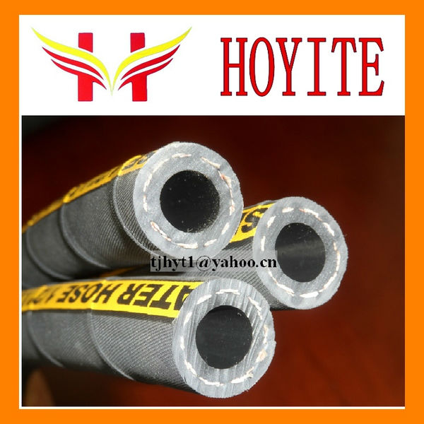 HOYITE high pressure air rubber hose pipe manufacturer in China