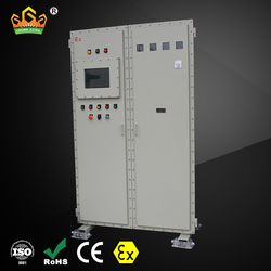 explosion proof small load center electrical circuit panel box