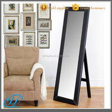 YL3056 Antique Solid Wood Frame Bedroom Dressing Mirror Designs Furniture