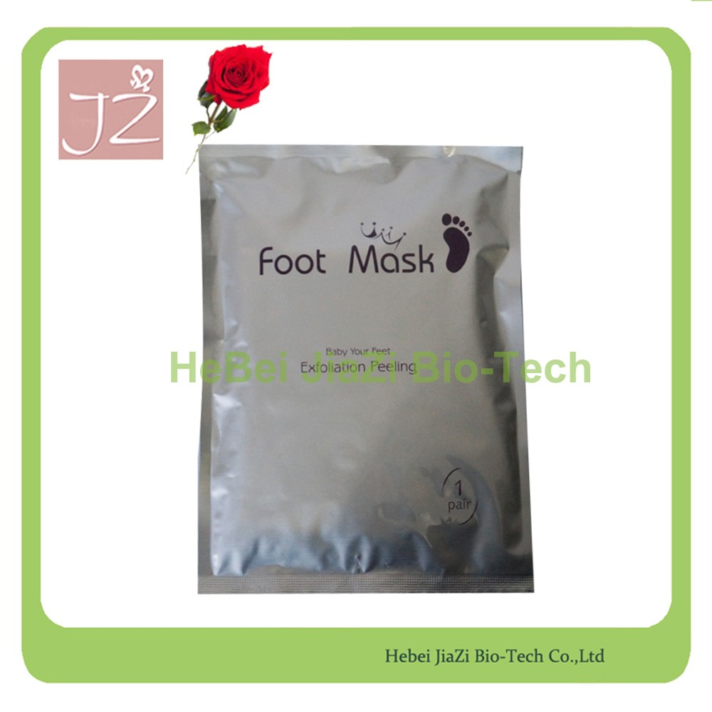 Safe remove skin cuticles heel cracked nourishing soft foot mask