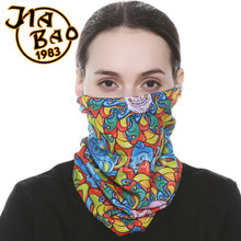 Multifunctional Seamless Tube Custom Bandana Scarf