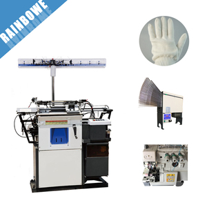 HX-305 high quality automatic efficient working cotton glove knitting machine