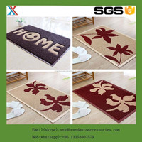 Similar Products Contact Supplier Leave Messages Alibaba trade assurance pvc coil logo door mat,anti slip flooring mat with p