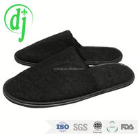 grey sandwich airplane slippers /hotel slipper