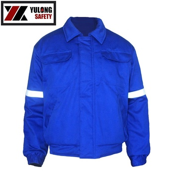 Polyester/Cotton Anti-Static Fire Retardant Resistant Coat