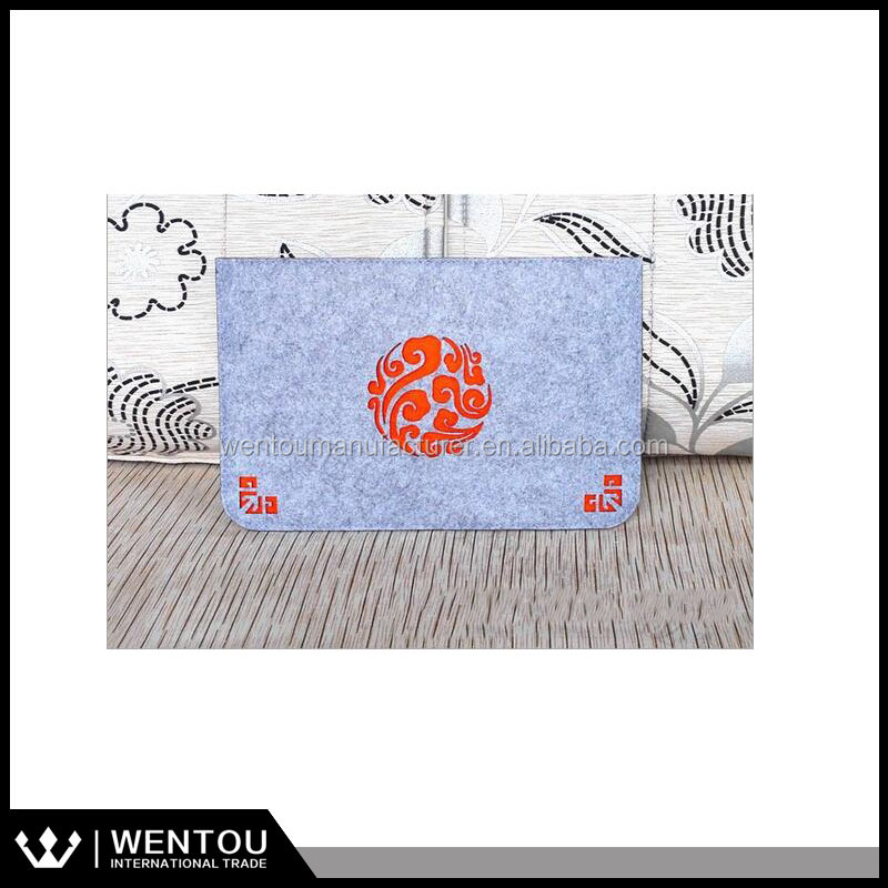 Ladies 13 Inch Case Padded Protective Sleeve Cover Chinese Element Pocket Bag