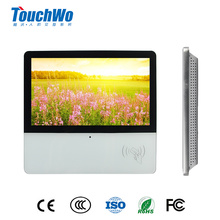 "NEW 15.6"" 1920*1080 touch screen lcd monitor display with front camera & swiping card"