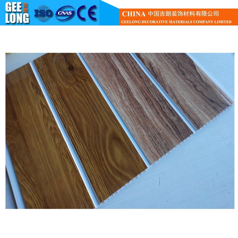 PVC Tile Board Mobile Home Ceiling Panel