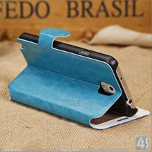 For Samsung Note 3 Case Flip Leather Phone Cover with Stand Feature P-SAMN9000CASE042