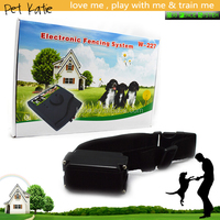 Hot Selling Pet Training Outside Dog Fence with Electric Shock Collars