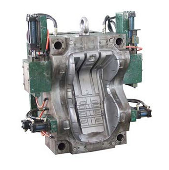 low plastic injection mould cost for auto trim parts