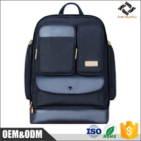Top quality factory wholesale customized multifunctional waterproof travel backpack nylon laptop backpack bag
