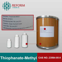 High efficient Fungicide Copper Oxychloride +thiophanate-methyl+sulphur 20%+15%+15%WP