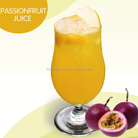 Passion Fruit Flavored Soft Drink Concentrate
