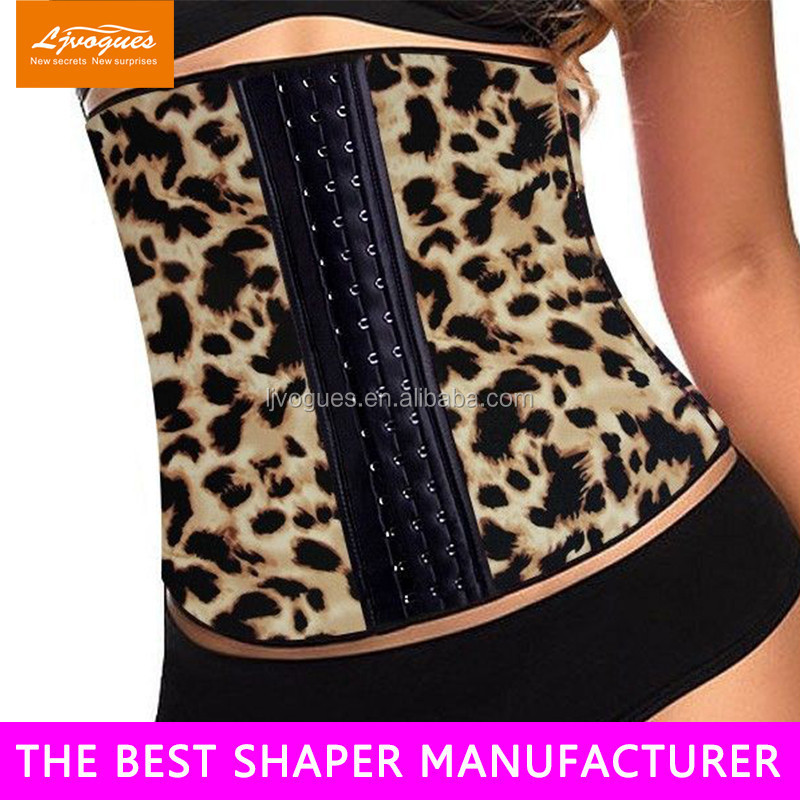 vacodo corset latex waist trainers for women with 100% natrual latex material
