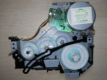 Laserjet Printer for HP5200 M5025 M5035 Main Drive Gear Assembly with motor RM1-2516