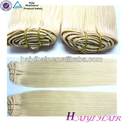 Direct Hair Factory Price Synthetic Hair Piece Blonde Bun