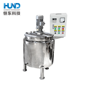 Sanitary stainless steel electric mixing tank for Sugar Syrup