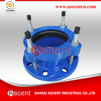 flange adapter for PE pipe