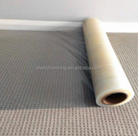 Carpet blue protective film for household