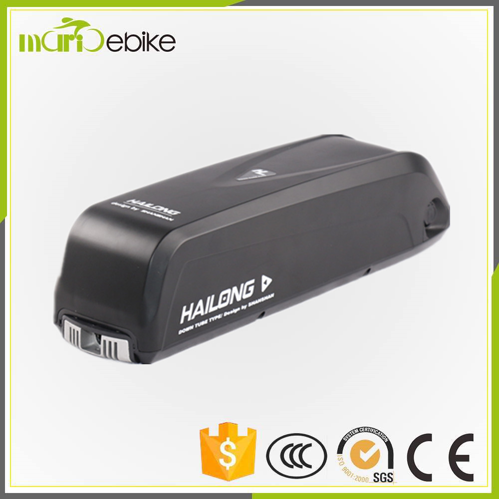Lithium Ion 36V13Ah Hailong accu li ion batteries for electric bicycles