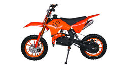 50cc 2 Stroke Dirt Bike