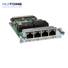 cisco VWIC3-4MFT-T1/E1 4 Port 3rd cisco voice dsp module