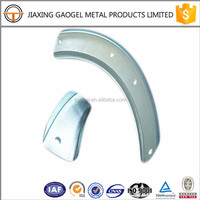 High precision stainless steel sliding door track