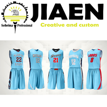 Custom embroidery tackle twill basketball jerseys wholesale basketball jerseys college&club custom basketball uniforms