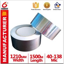 Use for freezer and air conditioner aluminum foil tape with protection function industrial tapes from China supplier