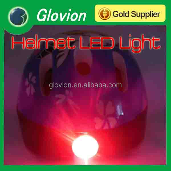 New brand led flashing helmet for cycling glovion kids helmet cycling helmet