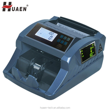 Applied multi-currency counterfeit money detector and bill counter