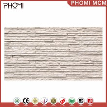 Anti-Slip Modified Clay Stone Look Exterior Wall Tile