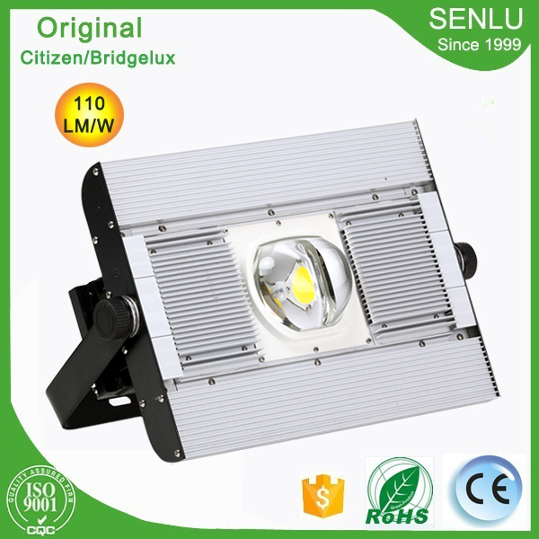Long distance energy conservation outdoor waterproof 80w led flood light