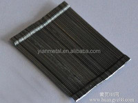 Y A Construction material , low carbon steel fiber