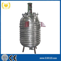 Machinery Stainless Steel glass lined kettle price With Industrial Batch Reactor(mixer or mixing tank)