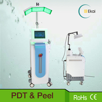 Professional 7 in 1 multifunction skin care facial beauty PDT Oxygen machine