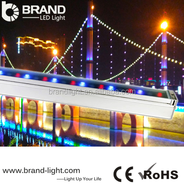 High Quality Underground Outdoor LED Linear Light 24W RGB LED Lienar Light