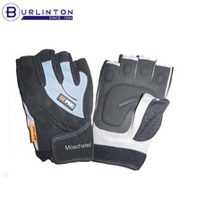 Latest Black Premium Gym Weight Sport Exercise Gloves for Men