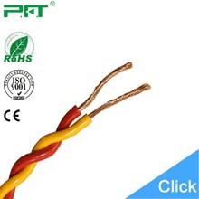stranded copper conductor pvc insulated single core BVR cable,2.5mm electrical cable price